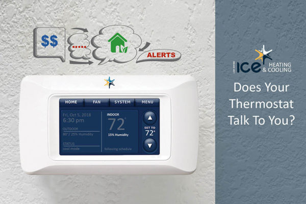 AC Heating Wifi Thermostat